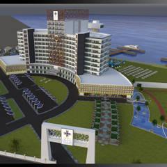 Merit Cyprus Garden:  Hotels by Rapchik Designs