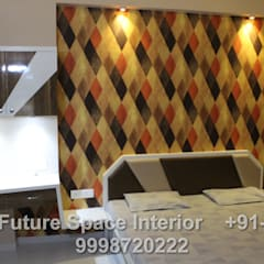 Walls by Future Space Interior