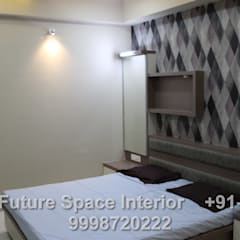 Bedroom by Future Space Interior