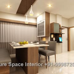 Dining room by Future Space Interior