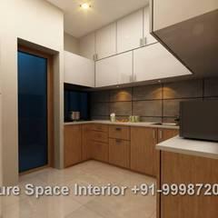 aziatische Keuken door Future Space Interior