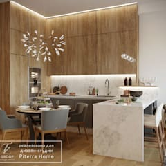 Kitchen by Design studio TZinterior group