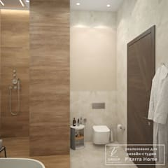سرویس بهداشتی by Design studio TZinterior group