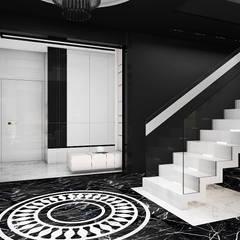 THE ONLY GAME IN TOWN | I | Wnętrza domu: styl , w kategorii Schody zaprojektowany przez ARTDESIGN architektura wnętrz