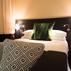 MOVICH HOTELS & RESORTS BURÓ 26: Hotéis  por Atelier Nini Andrade Silva