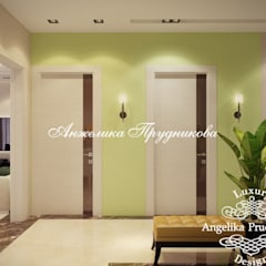Koridor dan lorong oleh Дизайн-студия элитных интерьеров Анжелики Прудниковой