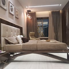 Budgeted Luxury:  Bedroom by House2home