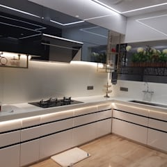 Budgeted Luxury:  Kitchen by House2home