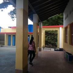 Front yard by Corporación Agua, Bricolaje, Paisaje