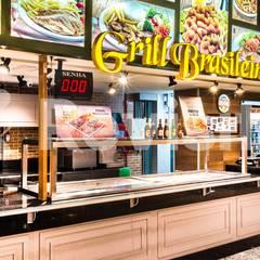 Restaurante Gril Brasileirão : Shopping Centers  por Revisite