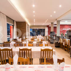 Rede Bokão Restaurante: Espaços gastronômicos  por Revisite