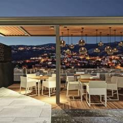 ร้านอาหาร by Rapzzodia Interiorismo