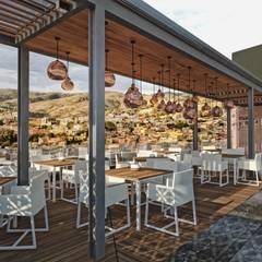 Nhà hàng by Rapzzodia Interiorismo