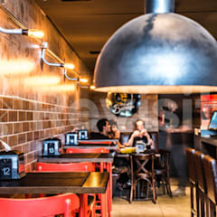 Mr Burton : Espaços gastronômicos  por Revisite