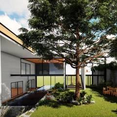 GCL Ingeniería y Proyectos:  tarz Bahçe süs havuzu