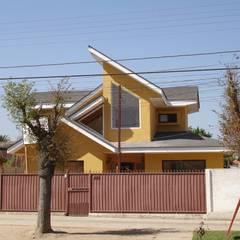 Vivienda Rodriguez por ARKITEKTURA: Casas unifamiliares de estilo  por ARKITEKTURA