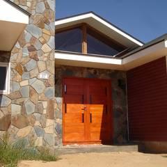 Vivienda Wilson por ARKITEKTURA: Casas unifamiliares de estilo  por ARKITEKTURA