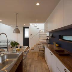 REALIZE: yuukistyle 友紀建築工房が手掛けたシステムキッチンです。