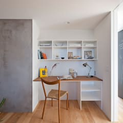 EDGE: yuukistyle 友紀建築工房が手掛けた書斎です。