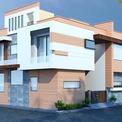 Villas by RAVI - NUPUR ARCHITECTS