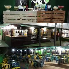 Bars & clubs by Arquiteto e Urbanista Ricardo Pereira Macedo