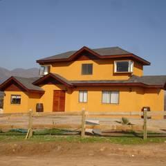 Vivienda Belmar por ARKITEKTURA: Casas unifamiliares de estilo  por ARKITEKTURA