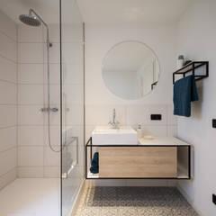 scandinavian Bathroom by Fiedler + Partner