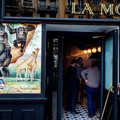 Artelux junto con Madrid In Love: Locales gastronómicos de estilo  de Artelux