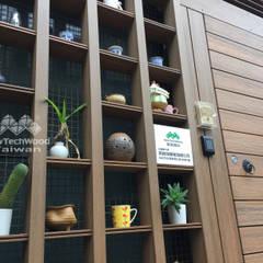 Habitats collectifs de style  par 新綠境實業有限公司