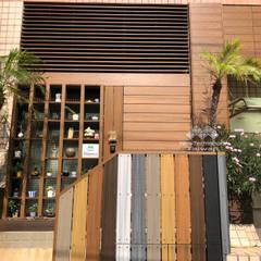 Casas multifamiliares de estilo  de 新綠境實業有限公司