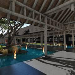 Hotel Royal Albert Located Albert Falls Dam KwaZulu Natal:  Hotels by A&L 3D Specialists, Rustic