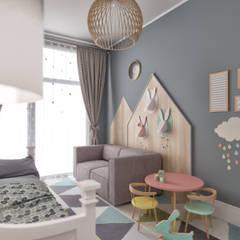 غرفة الاطفال تنفيذ Style Home