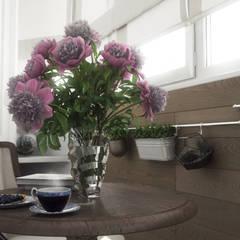Дизайн-проект квартиры в пос. Успенское: Полы в . Автор – Style Home,