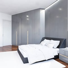 Modern style bedroom by Donna - Exclusividade e Design Modern