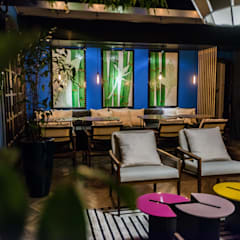 Mostra Sul Joinville 2017 - Lounge Bar: Bares e clubes  por AWS ARQUITETURA