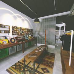 مطاعم تنفيذ Asta Karya Studio