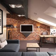 Ruang Multimedia oleh Style Home, Klasik