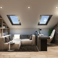 Study/office by Style Home