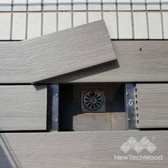 Escaleras de estilo  por 新綠境實業有限公司