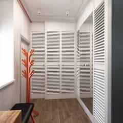 Corridor, hallway by Style Home