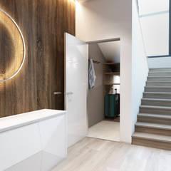 Escalier de style  par Style Home