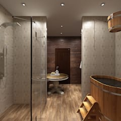 Steam Bath by Style Home,