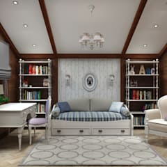 Teen bedroom by Style Home