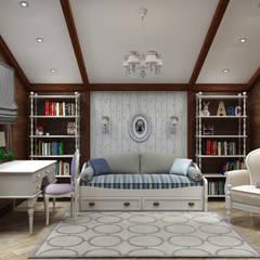 غرفة نوم مراهقين  تنفيذ Style Home