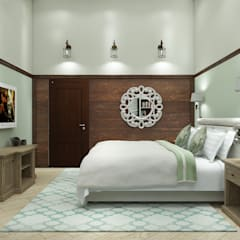 Phòng ngủ của trẻ em by Style Home