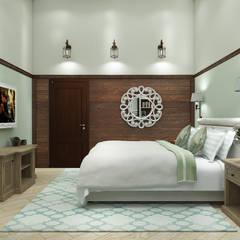 Style Home의  어린이용 침실