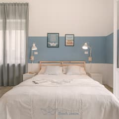 :  Bedroom by Habitat Home Staging & Photography
