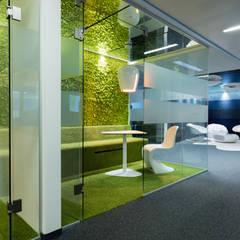 Relocation Wirtschaftsagentur Wien:  Bürogebäude von RATAPLAN - Architektur ZT GmbH