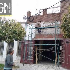 Quincho Rocchetti : Casas unifamiliares de estilo  por Sin Atelier - Arquitectura y Diseño ,Rústico