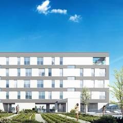 DMDV Arquitectos:  tarz Apartman